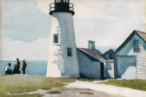 Edward Hopper - Lighthouse
