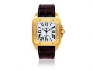 Jewels (Cartier Santos 100)