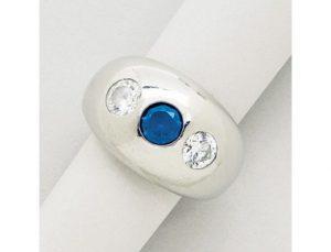 Jewels (platinum ring)
